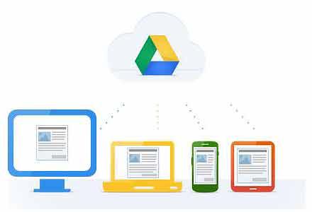 В сервисе Google Диск фотографии всегда доступны