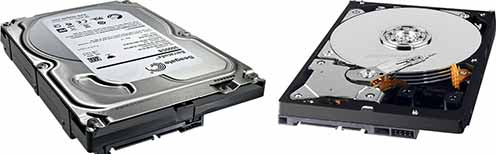Жесткий диск – это основное устройство для хранения фотографий