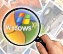 Поиск фотографий в Windows XP