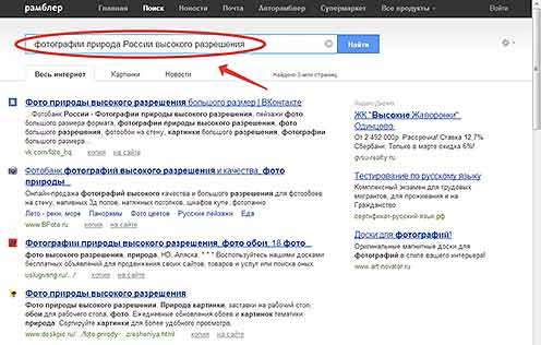 Поисковые системы  distolymp2spburu