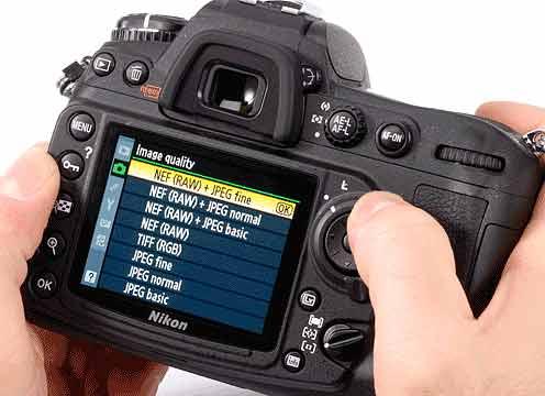 В некоторых цифровых фотоаппаратах для сохранения файлов фотографий можно выбрать формат TIFF